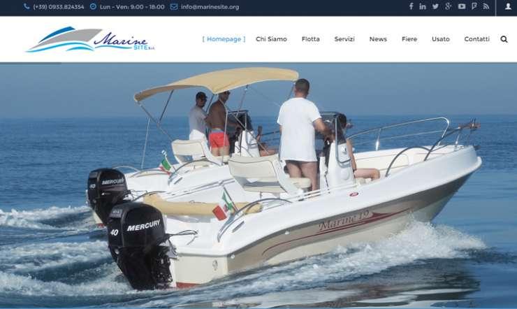 Benvenuti sul nuovo sito web